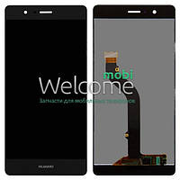 Дисплей Huawei P9,G9 Lite Dual Sim with touchscreen black orig