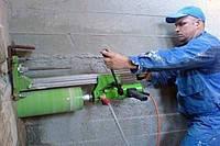 Услуги сверление отверстий в бетоне, кирпиче, камне, фото 1