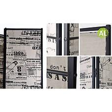 Ширма Перегородка Aluint Screen Z 110BN, фото 2