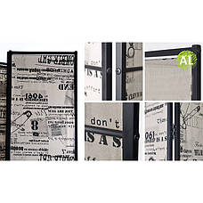 Ширма Перегородка Aluint Screen Z 108BN, фото 2