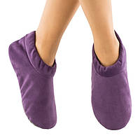 Домашние тапочки комфорты фиолетовые багира, фото 1