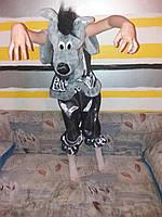 Костюм Волка для мальчика | Костюм новогодний Волк