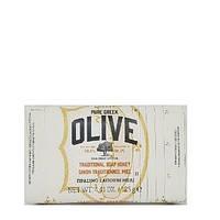 Korres традиционное мыло с оливой: Цветы оливы/Мед