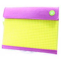 Клатч для планшета пурпурно-желтый, Upixel, фото 1