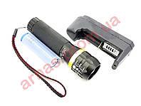 Аккумуляторный фонарь Bailong BL-8500-Q5, фото 1