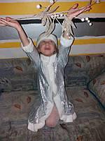 Новогодний костюм Снегурочка | Костюм на Новый год для девочки