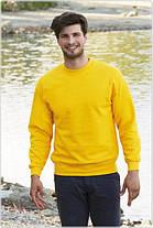 Мужской классический свитер Classic Set-In Sweat 62-202-0, фото 2