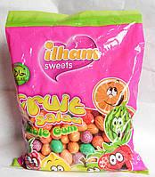 Фруктовые жевательные резинки ilham sweets bubble gum 1 кг Турция