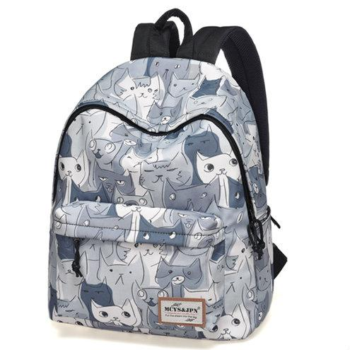 559bcb7217c3 Прогулочный рюкзак с принтом Котов, цена 550 грн., купить в Днепре ...