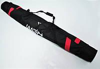 Чехол для лыж WGH black red