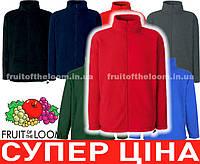 Мужской тёплый флис на молнии Full Zip Fleece 62-510-0