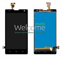 Дисплей Huawei 3C H30 U10 with touchscreen black orig