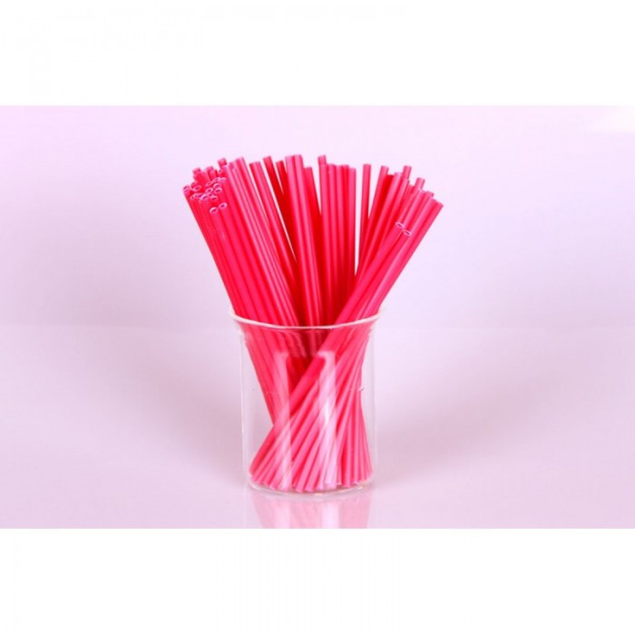 Палички для кейк-попсов червоні
