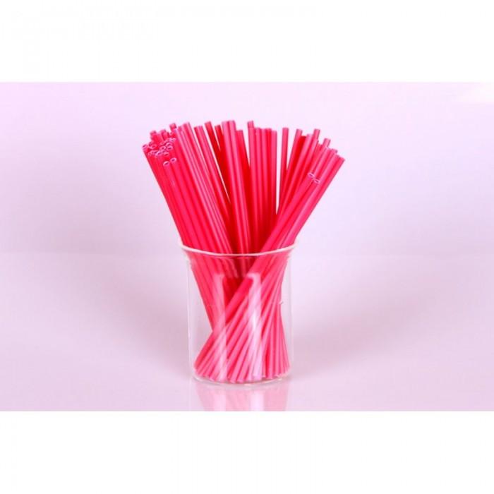 Палочки для кейк-попсов красные