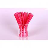 Палочки для кейк-попсов красные, фото 2