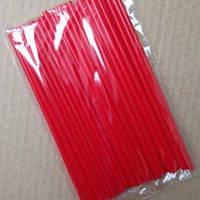 Палочки для кейк-попсов красные, фото 1