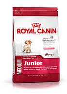 Royal Canin Medium Junior 1 кг - щенкам средних размеров (вес взрослой собаки от 11 до 25 кг) в возрасте до 12