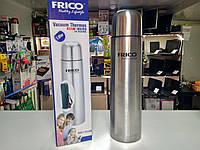Термос frico fru 214 1.0 л (с чехлом)