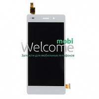 Дисплей Huawei Ascend P8 Lite with touchscreen white orig