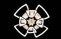 Люстра светодиодная потолочная 5548/4+4 Dimmer