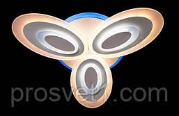 Люстра светодиодная потолочная 8565/3 LED dimmer