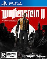 Игра Sony PS4 Wolfenstein II: The New Colossus