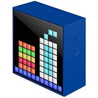 Колонка беспроводная Divoom TimeBox mini Blue