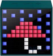Колонка беспроводная Divoom TimeBox mini Green