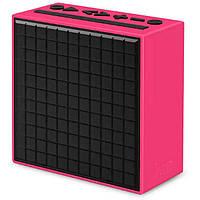 Колонка беспроводная Divoom TimeBox Pink