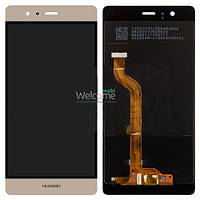 Дисплей Huawei P9 Dual Sim with touchscreen gold orig