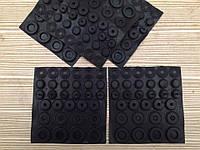 Набор резиновых прокладок листовой