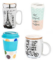 Новинка магазина - керамические чашки и кружки