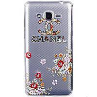 Накладка для Samsung Galaxy G532 J2 Prime / Galaxy G530 / Galaxy G531 Grand Prime Duos силикон Lucent Di