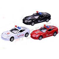 Машина полицейская 7711 Автопром, 3 вида