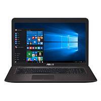 "Ноутбук 17.3 ""Asus X756UQ-T4332D Dark Brown (90NB0C31-M03690)"