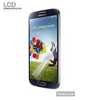 Защитная пленка для Samsung i9500 Galaxy S4 - Yoobao screen protector (clear), глянцевая
