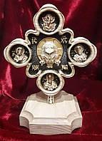 Резной крест №3