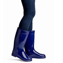 Резиновые ароматизированные сапоги OLDCOM CLASSIC Синие, фото 2