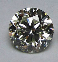Бриллиант натуральный природный 0.9 кт 6.05 мм VS1/F-G  3325$