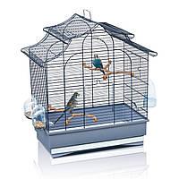 Клітка Imac Pagoda Export для папуг, синя, 50х30х53 см