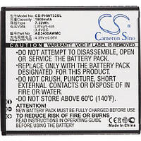 Аккумулятор Philips W6500 1900 mAh Cameron Sino