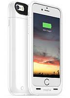 Аккумуляторный чехол Mophie Juice Pack Air для iPhone 6/6S на 2750mAh [Белый]