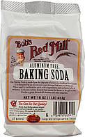 Органический пищевая сода, без глютена, Bob's Red Mill, 450 гр
