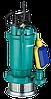 Погружной дренажный насос SHIMGE QDX14-16-1.1K1