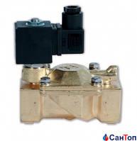 """Соленоидный (электромагнитный) клапан WATTS 850T 1 1/4"""" 230 В НЗ (нормально закрытый) для систем водоснабжения"""
