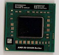 Процессор для ноутбука FS1 AMD E2-3000M 2x2.4Ghz 1Mb Cache бу