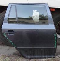Стекло двери заднее правое (форточка)SkodaOctavia A52004-2013