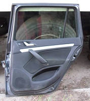 Ручка двери внутренняя задняя правая хромSkodaOctavia A52004-2013
