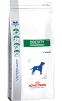 Royal Canin Obesity Management 13 кг -диета для взрослых собак при ожирении (стадия 1)