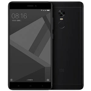 Смартфон Xiaomi Redmi Note 4x 4/64 GB (Black)  Snapdragon 625